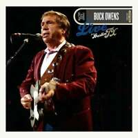 Buck Owens - Live From Austin, Tx Nuovo LP