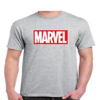 Marvel Logo T Shirt Men's and Youth Sizes