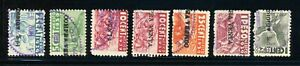 MEXICO EARLY Revenue Fiscal Assortment Lot #102 - SEE SCAN - $$$