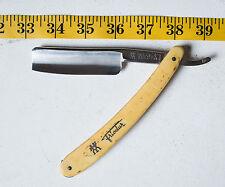 Friodur Inox 17 Straight Razor Henckels Solingen Zwillingswerk Shave Ready