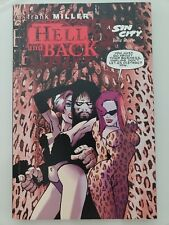 Hell And Back: A Sin City Love Story Tpb Collection 2000 Frank Miller! 1St Print