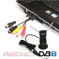 Avermedia Laptop Digital/Analogue Hybrid Freeview DVB-T TV Tuner/Capture Card