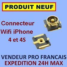 PRISE CONNECTEUR NAPPE ANTENNE WIFI SUR CARTE MERE IPHONE 4 & 4S ✖NEUF ENVOI 24H