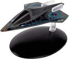 Zeitschiff Aeon - Diecast Raumschiff Metall Modell deutsches Magazin Star Trek