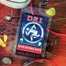 D.R.I. - Live At The Ritz 1987 [New Vinyl LP]