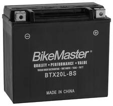 BIKEMASTER MAINTENANCE FREE VRLA BATTERIES FOR INDIAN AND VICTORY BTX20L-BS