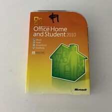 Microsoft Office Home and Student 2010 with Product Key+ container-3 family pack