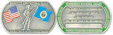 Army Warrior Ethos® Coin Serve and Protect Soldier