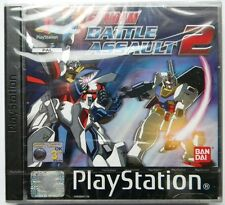 GUNDAM BATTLE ASSAULT 2 PS1 PLAYSTATION ONE PAL