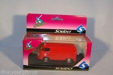 SOLIDO 4535 VW VOLKSWAGEN COMBI POMPIERS FRANKFURT FEUERWEHR MINT BOXED RARE