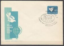 POLAND 1959 FDC SC#867 World Peace Movement.