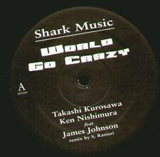 SHARK MUSIC - World Go Crazy - Barrel House Records