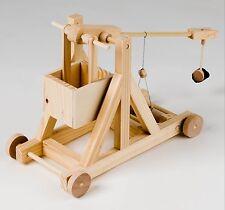 Timberkits The Trebuchet Self Assembly Automaton Kit