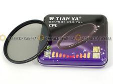 TIANYA 77mm 77 mm XS-Pro1 Glass Circular Polarizing C-PL PL-CIR Slim CPL Filter