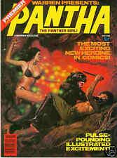 Warren Presents # 8: Pantha (Auraleon) (USA, 1980)