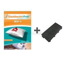Numatic HENRY Micro hvr200m-22 nvm-1ch Filtro-Flo Polvere Sacchetto pacco da 20