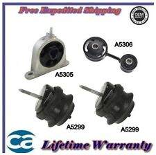 Engine Motor & Trans. Mount Set 4PCS. For Chrysler Pacifica 3.5L / 3.8L