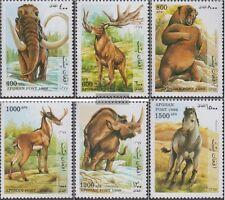 Afghanistan 1784-1789 (kompl.Ausg.) postfrisch 1998 Prähistorische Säugetiere