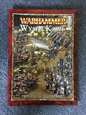 Warhammer Fantasy Suplemento De Batalla Isla de Sangre (polaco)