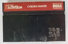 Cyborg Hunter (Sega Master System)