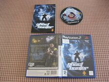 PS2 GHOST HUNTER PAL ESPAÑA COMPLETO PLAYSTATION 2 SONY