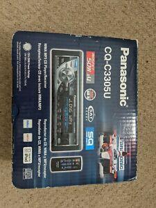PANASONIC CQ-C3305U CAR STEREO Detachable  FACEPLATE PANASONIC  CQ-C3305U OEM
