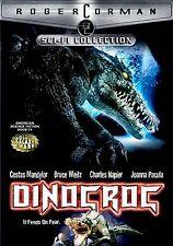 USED DVD // DINOCROC - ROGER CORMAN CLASSIC - Costas Mandylor, Charles Napier