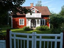 Ferienhaus Süd Schweden BOOT HUND Angeln Astrid Lindgren Hüttenurlaub Alleinlage