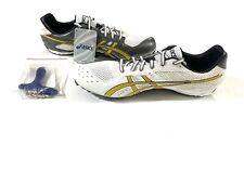 Asics Turbo Phantom 3 Track Spikes (G002N-0112) Men's Size 10