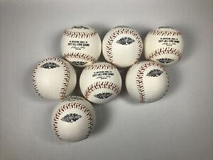Lot of 7 2011 MLB All Star Game Arizona Baseballs