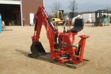 2017 TMG 215 3PT Backhoe Attachment for Compact Tractors. Best price on the net!