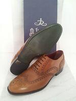 Herren Business Schuhe Budapester Echtleder Gr. 39 40 41 42 43 44 45 46 Spanien