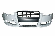 AUDI A6 C6/4F FL 2009 - 2011 Front Bumper Cover with holes for parking sensors