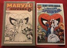 Marvel Covers The Modern Era Variant John Romita HC Stan Lee IDW SDCC Exclusive