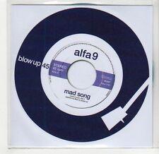 (GF633) Alfa 9, Mad Song - 2014 DJ CD