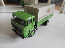 """Lion Car Daf Truck """"Daf Oldtimer Truck Club"""" in Green/White on 1:50"""