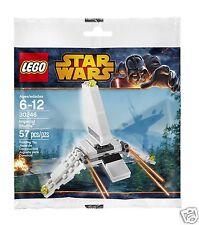 LEGO Star Wars Imperial Shuttle/imperiale spazio traghetto NUOVO 2014 30246 sonderset