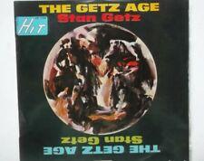THE GETZ AGE-STAN GETZ-ORIGINAL ESPAÑOL 1966-VINILO EN ESTADO EXCELENTE