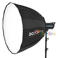 Godox P120L 120cm Bowens Mount Parabolic Softbox Reflector For Studio Flash