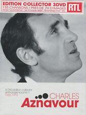 Charles Aznavour : Anthologie Volume 1 / 1955 - 1972 (Edition Collector 3 DVD)