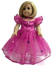 """Ballerina Dress, Panty,& Slippers made for 18"""" inch American Girl Doll Clothes"""