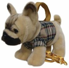 French Bulldog Handbag Shoulder Bag Girls Soft Cute Plush Toy Unique Gift Fun