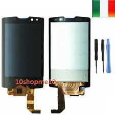 Per Sony Ericsson Xperia X10 Mini Pro SK17i LCD DISPLAY+TOUCH SCREEN -Nero