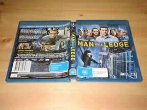Man On A Ledge Blu Ray
