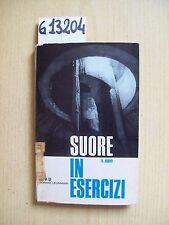 A. ALUFFI - SUORE IN ESERCIZI - ELLE DI CI - 1967