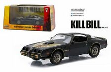 GREENLIGHT 1:43 HOLLYWOOD SERIES 5 KILL BILL 1&2 1979 PONTIAC FIREBIRD TRANS AM