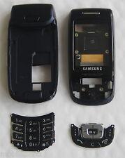 Genuine Samsung D500 / D508 Black Full Housing Slide Keypads Grade B Product