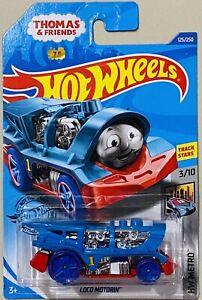 hot wheels Thomas & Friends Loco Motorin