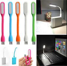 Mini Flexible USB LED Light Keyboard Lamp For Laptop PC Power Bank Study Reading