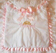 pram quilt handmade princess and tiara   Romany gypsy